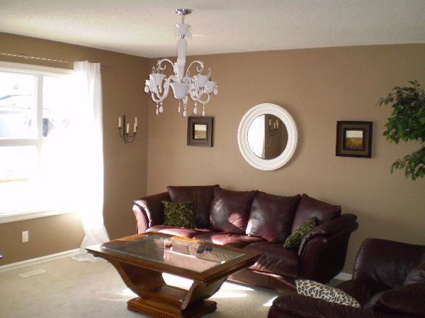 Benjamin Moore Alexandria Beige For My Living Room For