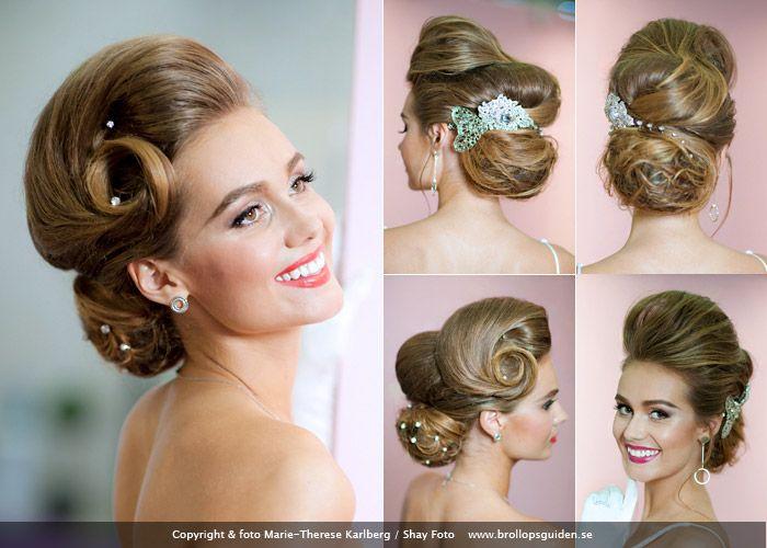 Brudfrisyrer / Bridal hair