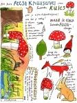 Kabouterboekje printable gratis downloaden De Kabouterfabriek - Knutselvel