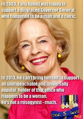 Quentin Bryce, Governor General of Australia