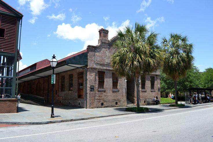 Charleston, SC (Чарльстон, Южная Каролина)