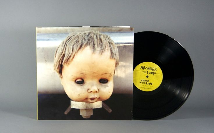 """Off the Press: Archers Of Loaf """"Curse Of The Loaf"""" 2x12"""" 180g Vinyl LP data-pin-do="""