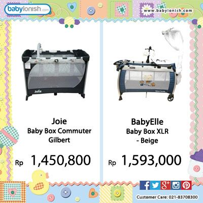 Dapatkan ranjang bayi dengan harga spesial hanya di www.babylonish.com  Gratis ongkir Jabodetabek.