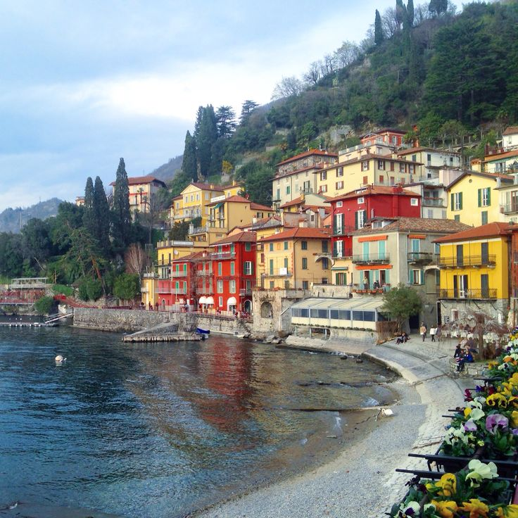 Varenna, Lake Como | #varenna #lakecomo #lagodicomo #lakecomotravelguideapp