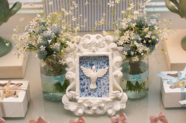 decoração batizado - Pesquisa Google
