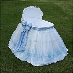 Dawn Bassinet Baby Bassinets - LuxuryLamb.Com