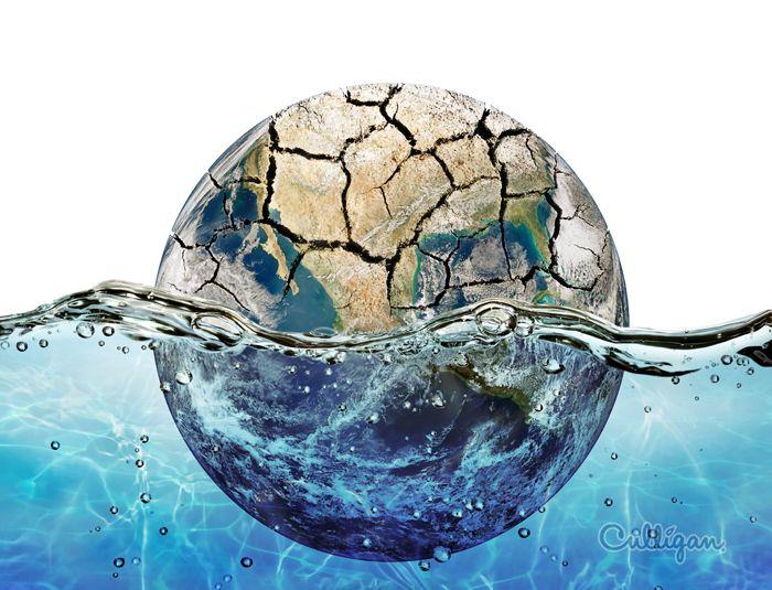 La importancia del agua sigue siendo un tema relativamente descuidado en las semanas previas a la conferencia climática de la Organización de las Naciones Unidas (ONU), que se celebrará en París en diciembre.
