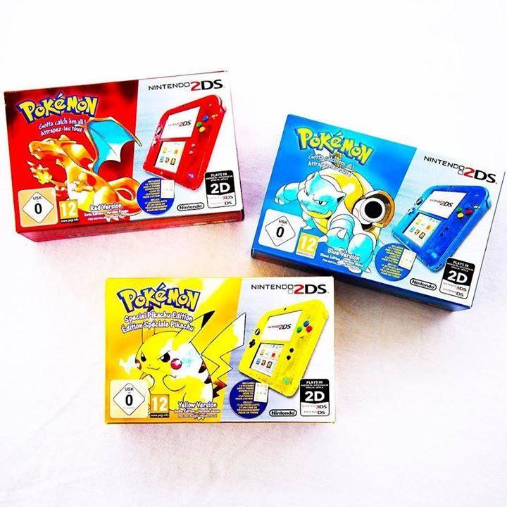 #Pokemon @Nintendo @NintendoDE @GameFreak_Official #Nintendo #GameFreak #2DS #Nintendo2DS #3DS #Nintendo3DS #Pokémon #PokémonRed #PokémonYellow #PokémonBlue #Pickups #Retrobörse #RetrobörseOberhausen #RedroBorse #CIB #CIBSunday #RetroGamer #PokémonRot #PokémonGelb #PokémonBlau #PokemonCompany #PokémonCompany #Dortmund #retromaniac http://ift.tt/2pUcHyU