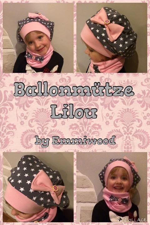 Ebook Lilou - die Ballonmütze für Groß und Klein ♥
