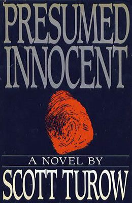 1987 Book Covers | Presumed Innocent | 25 New Classic Book Covers | Photo 18 of 26 | EW ...