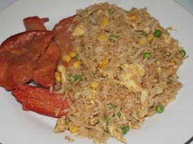 Jens Slimming World Journey: Chinese chicken & egg fried rice