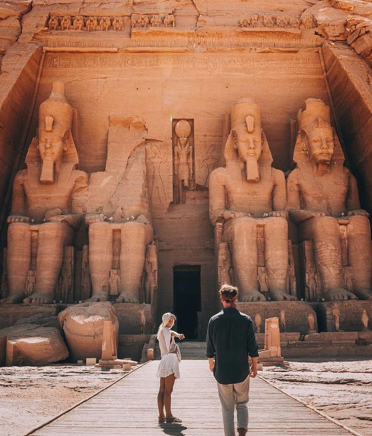"""65.8k Likes, 330 Comments - Earth (@earth) on Instagram: """"Abu Simbel Temples in Egypt cc: @doyoutravel"""""""