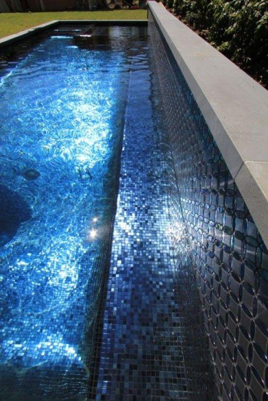 Ceramic Mosaic Waterline Pool Tiles Google Search Pool Tile
