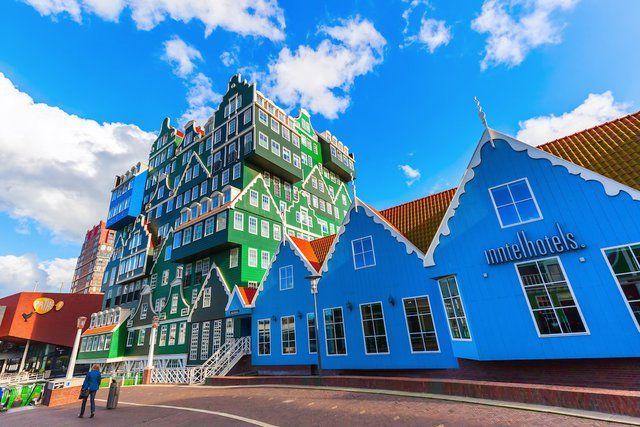 Ezek ma Európa legmenőbb épületei   AMSZTERDAM