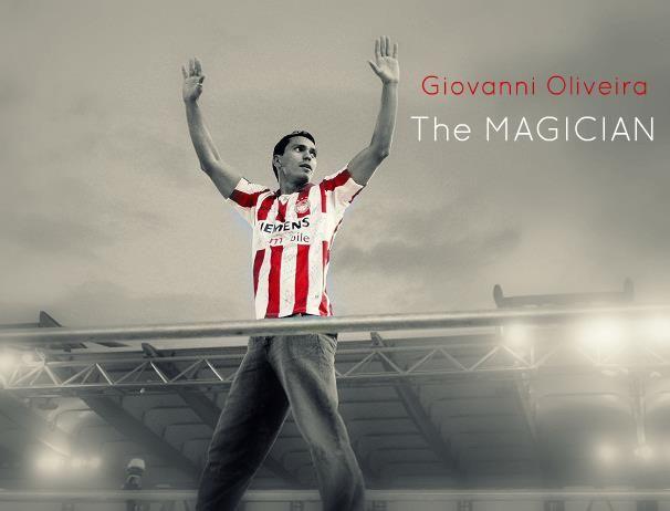 Giovanni Silva de Oliveira - El Mago