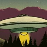 Pie Corbett's fiction: alien landing Story to use as a structure for writing