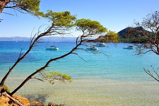 Porquerolles South of France