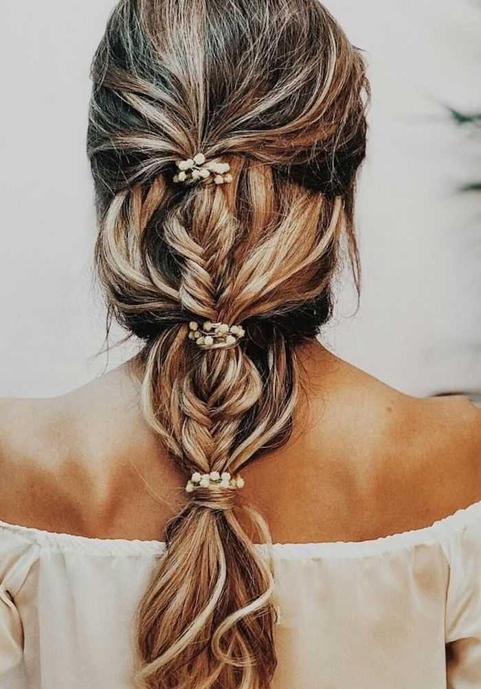 34 Schöne Geflochtene Hochzeit Frisuren Für Die Moderne Braut