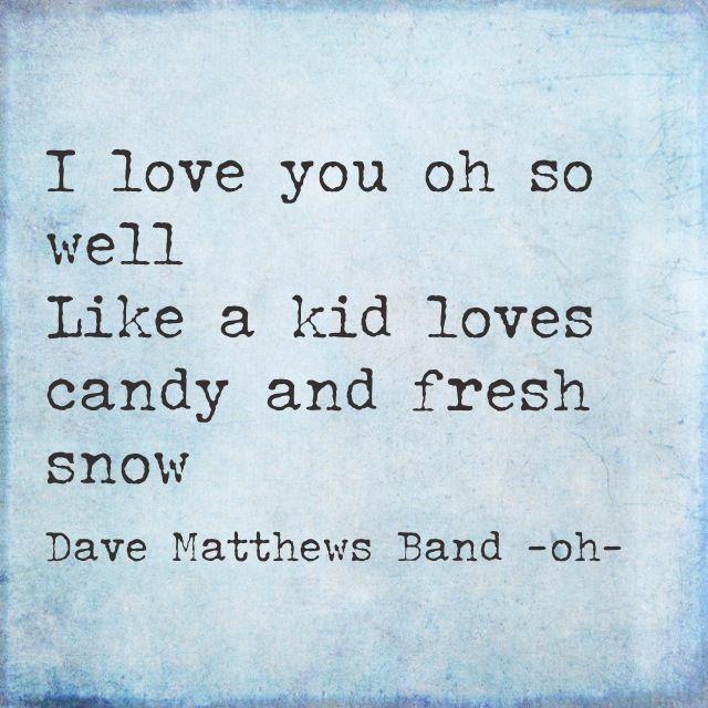 Dave Matthews Band     Board                                                                        DMB!!