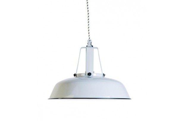 Lámpara Atellier Vintage Blanca