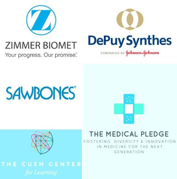 @cushcenter and @themedicalpledge are honored 🌟 to have our inaugural Orthopedic Bioskills Workshop with @hspecialsurgery and @weillcornell this March  ✨ @cushcenter thanks our supporters: @sawbonesnow @zimmer_biomet  #depuysynthes for their support ✨ @cushcenter thanks our @cushcenter scholars from CUNY SOM, @huntercollege and #CUNYYorkCollege for making our inaugural Orthopedic Bioskills Workshop a sold out event!