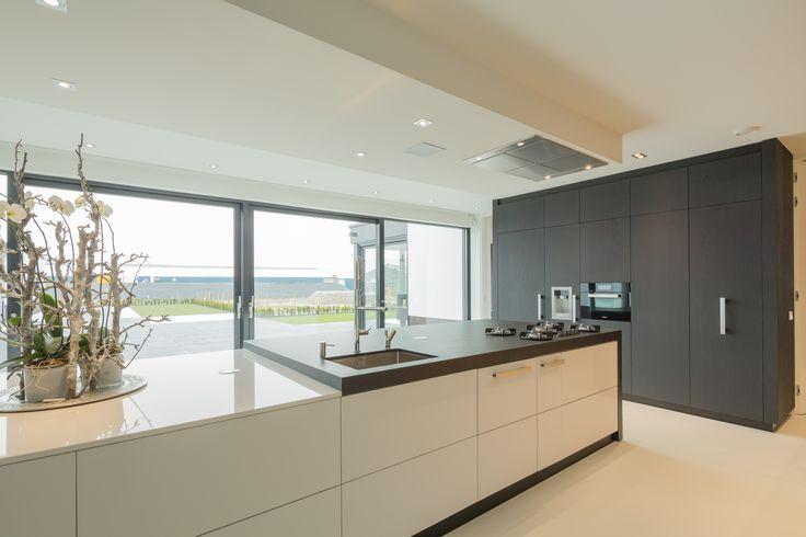 keuken met hoog plafond - Google zoeken