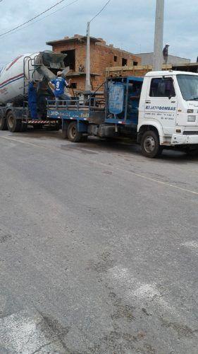 Trabalhamos com aluguel de bomba de concreto, venda de concreto usinado, bombeamento de concreto para pequenas, médias e grandes obras ,atendemos Campinas e região, temos mão de obra do lanç...