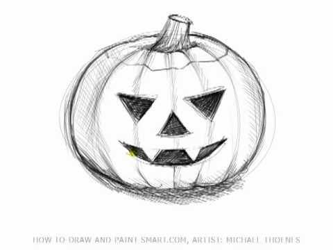 halloween drawings fun2draw