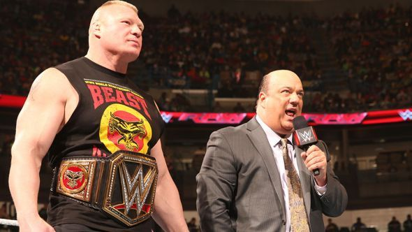 Brock Lesnar to Work Japan House Show