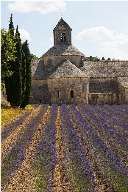 Provence- I think this would be a beautiful place for a romantic wedding.