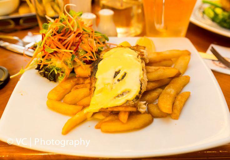 Grilled Barramundi@Kingsley Tavern, Perth