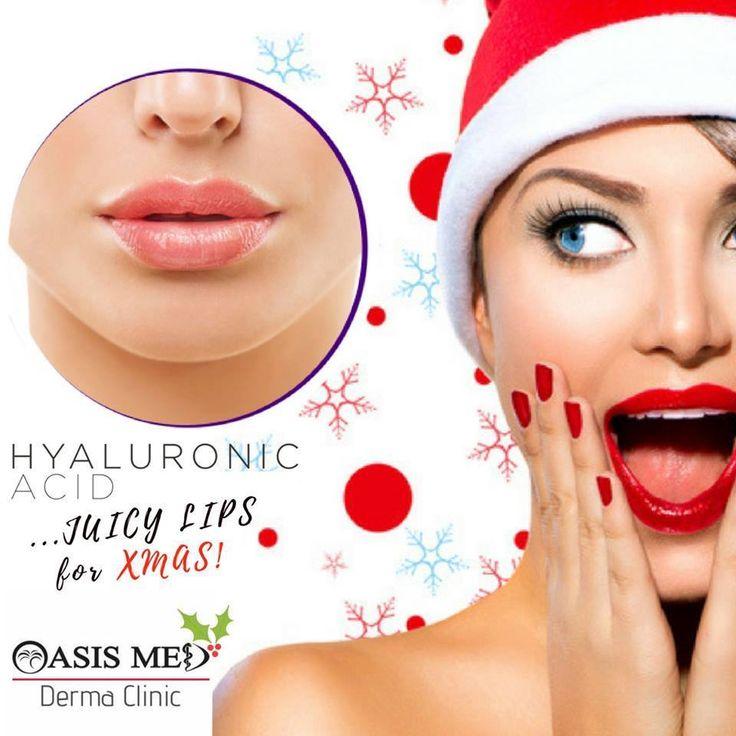 🎄🎁 Juicy XMAS Lips 🎄🎁 ΘΕΡΑΠΕΙΑ 10' με έγχυση Υαλουρονικού (HA)! Ζουμερά, καλοσχηματισμένα, φυσικά χείλη στις γιορτές, ανώδυνα και χωρίς ταλαιπωρία! Ρωτήστε μας περισσότερα ☎(+30) 2810 301777  . #υαλουρονικό #HyaluronicAcid #LipAugmentation #filler #αυξητική #χειλιών #lipfillers #ρυτίδες #δερματολόγος #Αισθητική #Ιατρική #δερματολογικό #κρήτη #ηράκλειο #χανιά #ρέθυμνο #άγιοςνικολαος #χειλάκια #χειλη #restylane #γυναικεία #χριστούγεννα #γιορτές #αντιγήρανση #TreatYourself