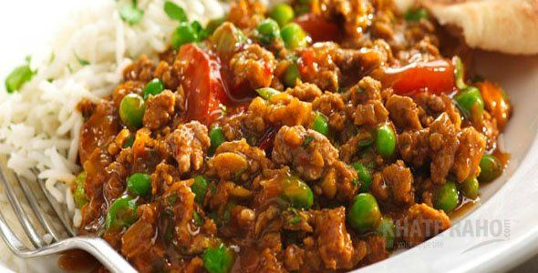 ­: Kheema curry (slimming world friendly)