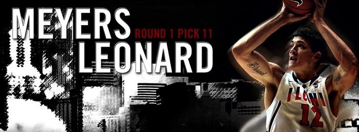 Meyers Leonard Facebook Timeline Cover
