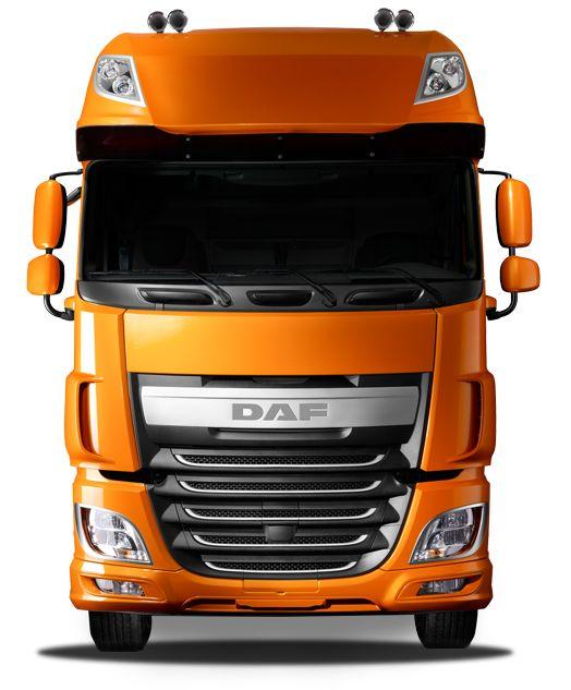 new DAF truck. Euro 6 XF. Dutch design!