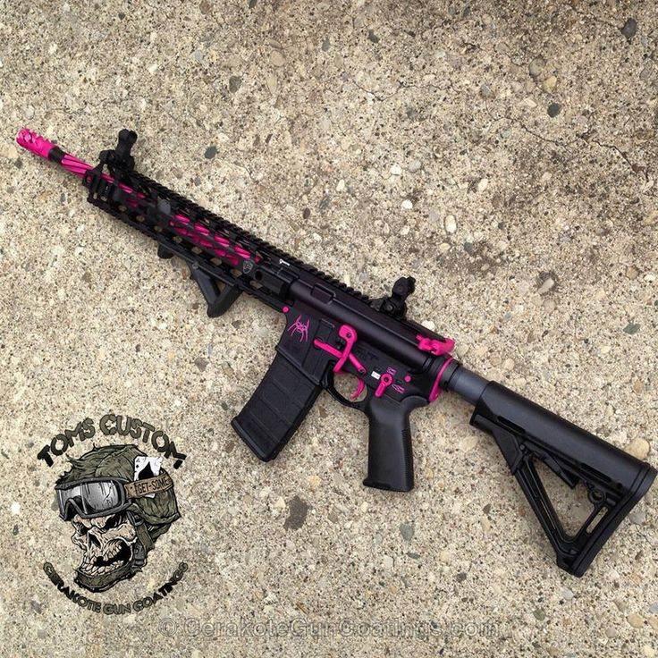 Pink Ar 15 Www Imgkid Com The Image Kid Has It