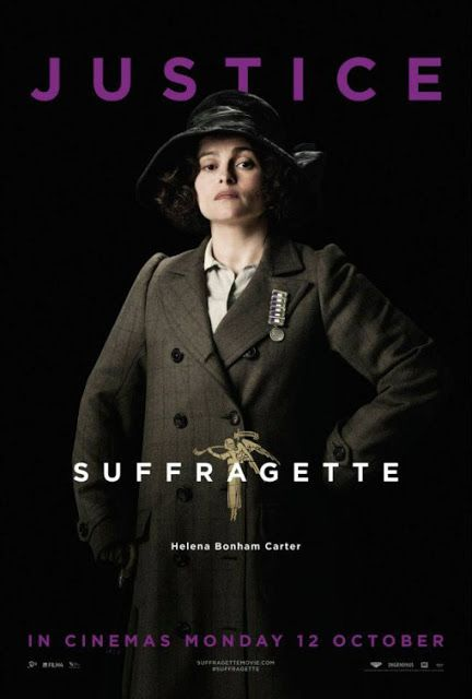 Helena Bonham Carter - Suffragette