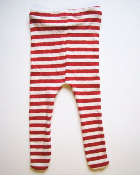 Baby Tights Sewing Pattern