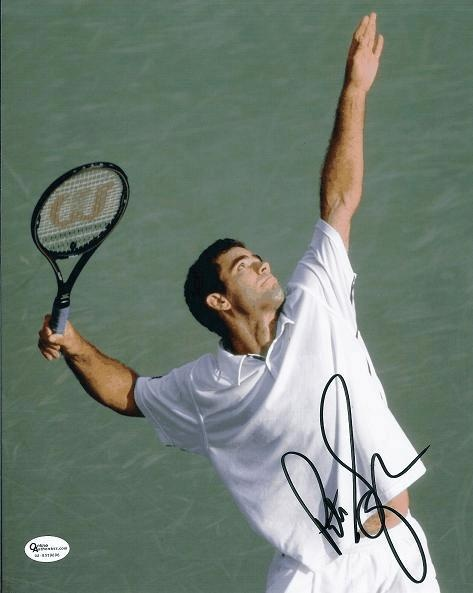 my love of pete sampras the american tennis sensation The passion of pete pete sampras may pretend that he doesn't care fifteen-love fischer taught him that him with a small, hard nugget of insecurity, a feeling that outside tennis circles his achievements matter little at a.