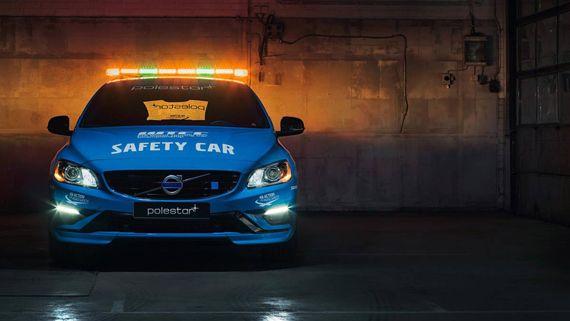 Универсал безопасности Volvo V60 Polestar / Вольво V60 Полестар «Полярная Звезда»