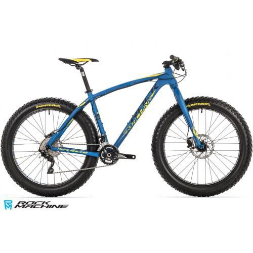 Fat Bikes : Bicykel Rock Machine AVALANCHE 70
