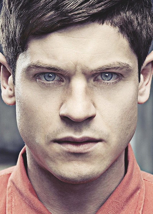 Iwan Rheon #misfits #simon // makes me want to watch the full series every weekend #myhusband