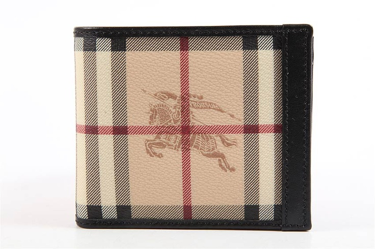 BURBERRY wallet men with credit card ($278), the price was $ 300