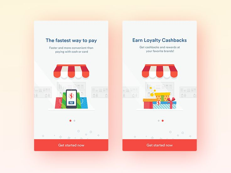Flash pay - Onboarding by Shab Majeed