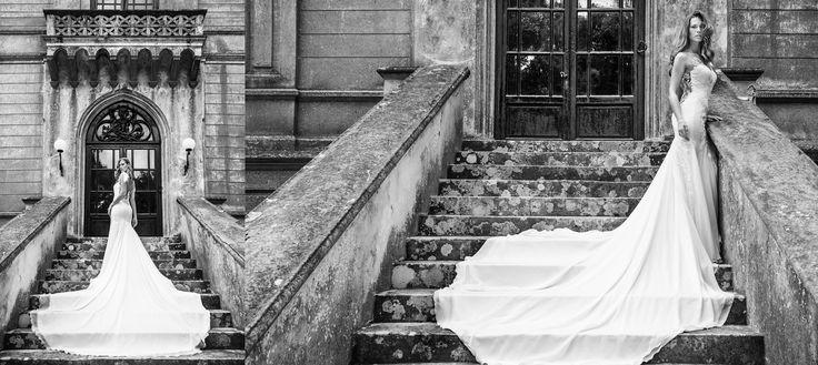 Magnani Atelier  Abiti da sposa sartoriali, rigorosamente cuciti a mano, impreziositi da particolari raffinati di tulle, organza, seta,satin...