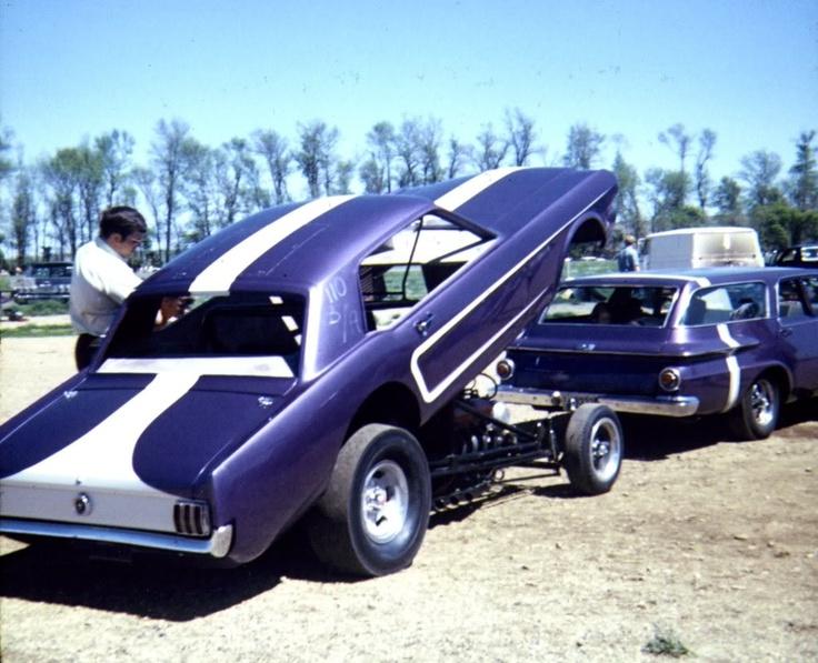 Mustang. 65 MustangFunny CarsDrag ... & 664 best Vintage Mustang Dragsters images on Pinterest | Drag ... markmcfarlin.com