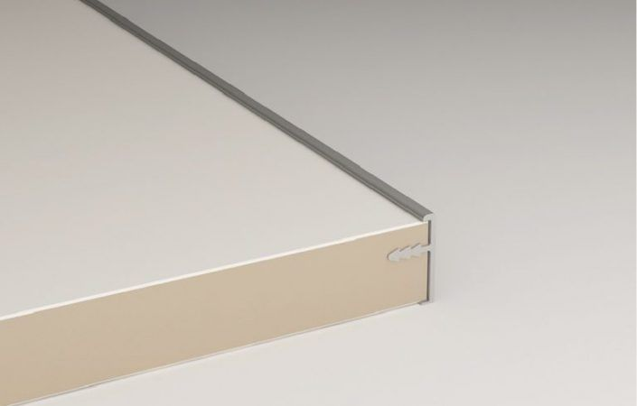Aluminum Edge Banding Quality Kitchen Cabinet Doors Since 2005 Quality Kitchen Cabinets Cabinet Doors Quality Kitchens