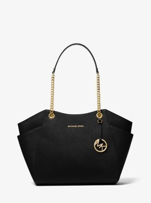 3a2fdcca1baf MICHAEL Michael Kors Jet Set Large Saffiano Leather Tote in 2019 ...