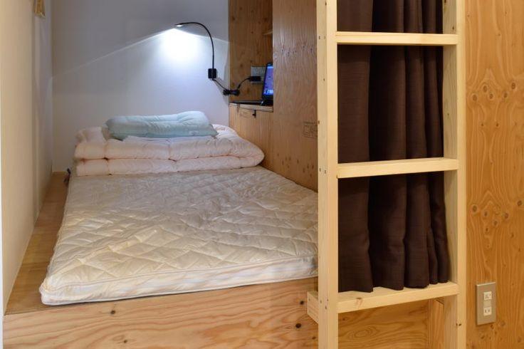 Original Design Wooden Bunk Bed