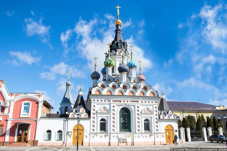 Храм Утоли моя печали в Саратове Фото Михаил Егоров      #Саратов #СаратовLife